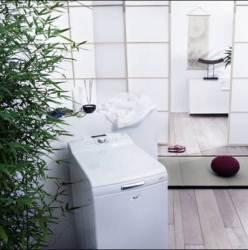 Французы предпочитают стиральные машины с вертикальной загрузкой