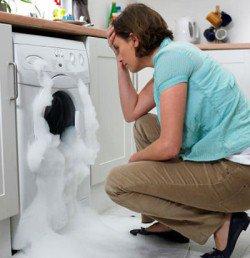 Почему стиральная машина не нагревает воду?